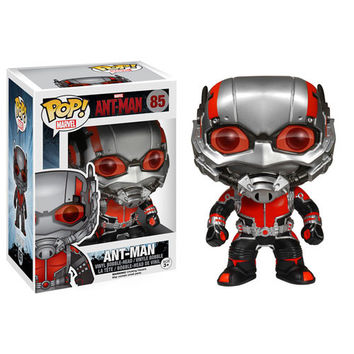 Ant-Man Pop Heroes Bobble-Head Vinyl Figure