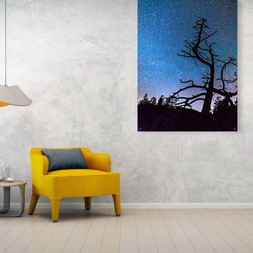 Astrophotography Night Acrylic Print