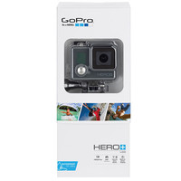 Gopro Hero+ Lcd Camera Black/Grey One Size For Men 26772012701