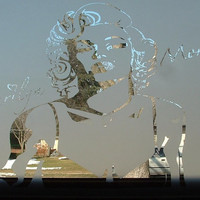 Marilyn Monroe Custom Glass Etching