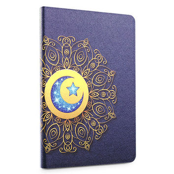 Faux Leather Totem Print iPad Case For iPad Mini 4