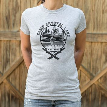 Camp Crystal Lake [Friday the 13th] Women's T-Shirt