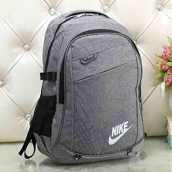 NIKE Woman Men Fashion Backpack Bookbag Shoulder Bag