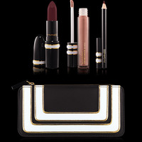 M·A·C Cosmetics | New Collections > Lips > Stroke of Midnight Lip Bag: Violet