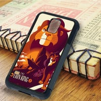 The Lion King Simba Cartoon Art Lion King | For Samsung Galaxy S6 Cases | Free Shipping | AH0881