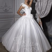 Fiesta Gowns 56202 | House of Wu | Quinceanera Dresses | Quince Dresses | Dama Dresses | GownGarden.com