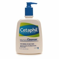 Cetaphil Daily Facial Cleanser, Normal to Oily Skin