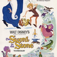 The Sword in the Stone 11x17 Movie Poster (1964)