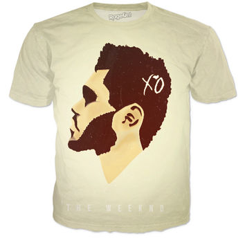 XO The Weeknd T-Shirt