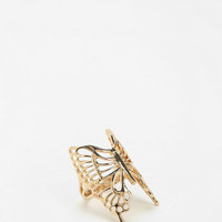 Urban Outfitters - Butterfly Ring