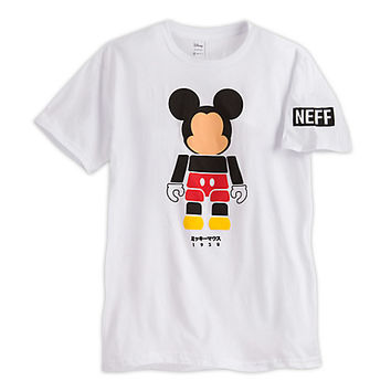Mickey Mouse Tokyo Toy Tee for Men by Neff | Disney Store