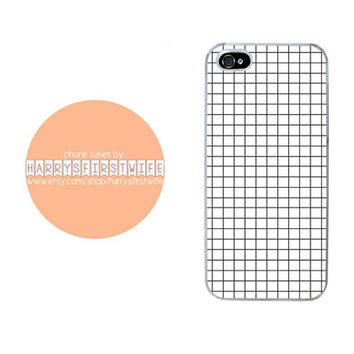 Lines Black and White iPhone 4/4s 5/5s/5c/6/6 plus iPod 4/5 & Galaxy S5 Case