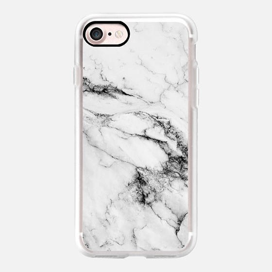 Trendy iPhone 7   7 Plus Case (Black and White Marble Pattern) by Casetify 5f4dc9afd