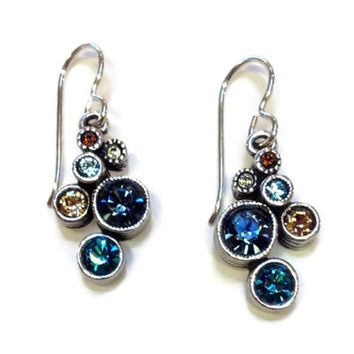 Patricia Locke Jewelry - Splash Earrings in Nest