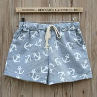 Women's Anchor Surf Board Shorts Pants