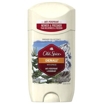 Old Spice Fresher Collection Men's Anti-Perspirant & Deodorant Denali