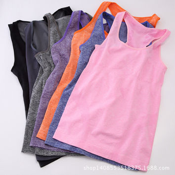 Summer Beach Bralette Hot Sexy Comfortable Stylish Quick Dry Casual Cycling Gym Vest [6572764743]