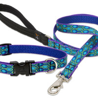 Lupine Rain Song Medium Dog Collar (3/4 Inch)