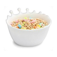 SPILT MILK Cereal Bowl - 2Shopper, Inc.