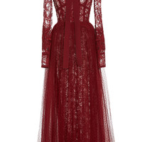 Chest Cut Out Dress | Moda Operandi