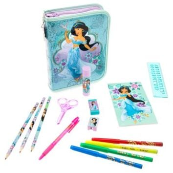 Princess Jasmine Filled Pencil Case | Disney Store