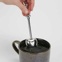 Heart Tea infuser- Silver One