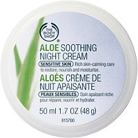 The Body Shop Online Only Aloe Soothing Night Cream Ulta.com - Cosmetics, Fragrance, Salon and Beauty Gifts