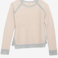 J Brand Ready-to-Wear Honeycomb Weave Knit Sweater-1. CHIC PULLOVER-20 MUST HAVES FOR FALL-What To Wear-Categories- IntermixOnline.com