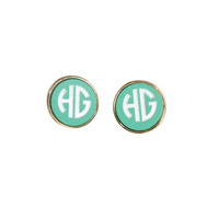 Monogram Mint Josie
