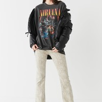 Nirvana Unplugged Tee | Urban Outfitters