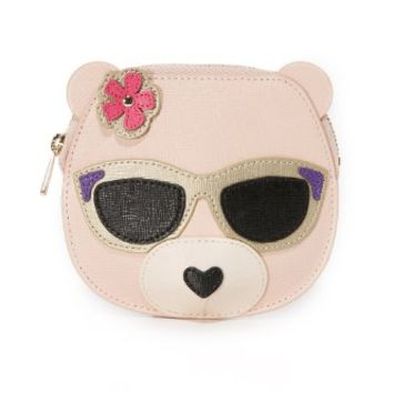 Allegra Bear Coin Case
