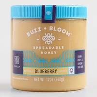 Buzz & Bloom Spreadable Blueberry Honey