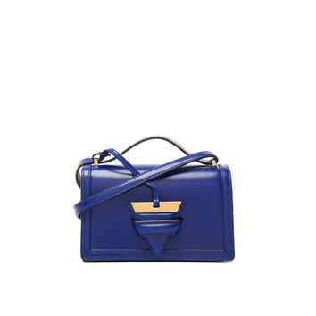 Loewe Barcelona Small Bag in Royal Blue | FWRD