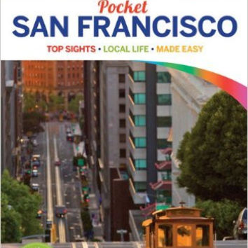 Lonely Planet Pocket Guide | San Francisco
