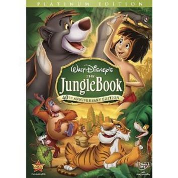 The Jungle Book (Two-Disc 40th Anniversary Platinum Edition)