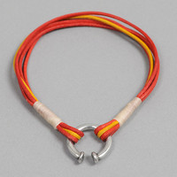 folk - taylord bracelet red golden