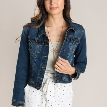 Michelle Denim Jacket