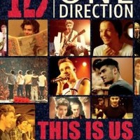 One Direction: This Is Us (2013) Original Double Sided 27x40 inches Movie Poster