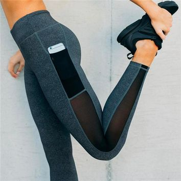 Women's Fashion Autumn Hot Sale Yoga Sports Leggings [519710081039]