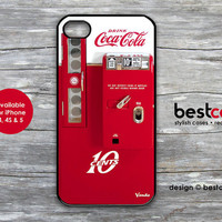 iPhone 4 Case  Coke Coca Cola iPhone Case Vintage by BestCase