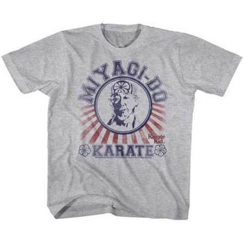 The Karate Kid Miyagi-Do Kids T-Shirt