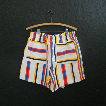 70s Mens Swimsuit / At Ease by Weldon / New WithTag