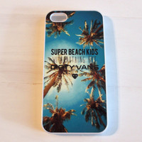 Lyrics Case - Perfect for that Super Beach Kids and Cody Simpson Fan