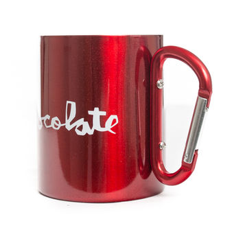 Chocolate, Carabiner 10 Oz Cup - Misc. Accessories - MOOSE Limited