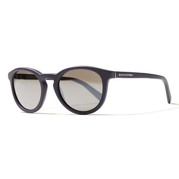Banana Republic Johnny Sunglasses Size One Size - Clear blue fade