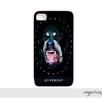 GIVENCHY DOG hard plastic phone case iPhone 4 iPhone 5 samsung galaxy s3 hot hot hot