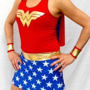 WW complete running outfit with skirt