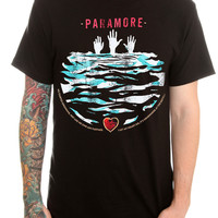Paramore Drowning Slim-Fit T-Shirt