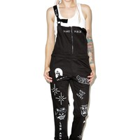 So Cal So Cool Overalls