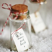 Free People Womens Wish Upon A Bottle Necklace